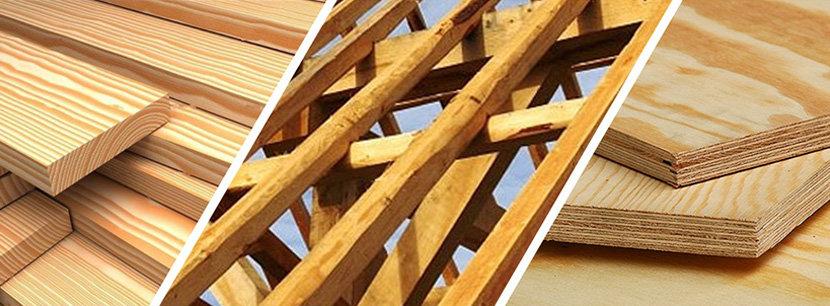banner główny skład drewna