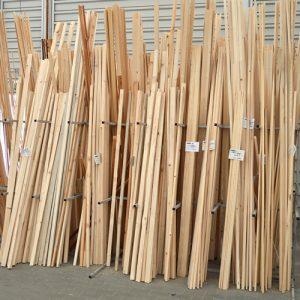 Listwy- maskownice drewniane