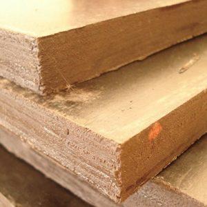 Płyta szalunkowa - skład drewna
