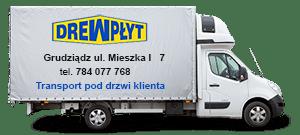 Transport Grudziądz