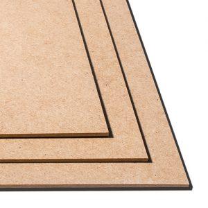 Płyta HDF - skład drewna