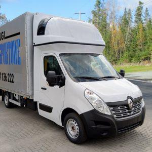 Usługi transportowe Grudziądz do 3,5 tony