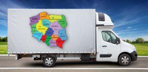 Transport krajowy do 3,5 tony