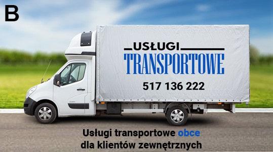 Poważnie Transport - Drewpłyt Grudziądz FE16